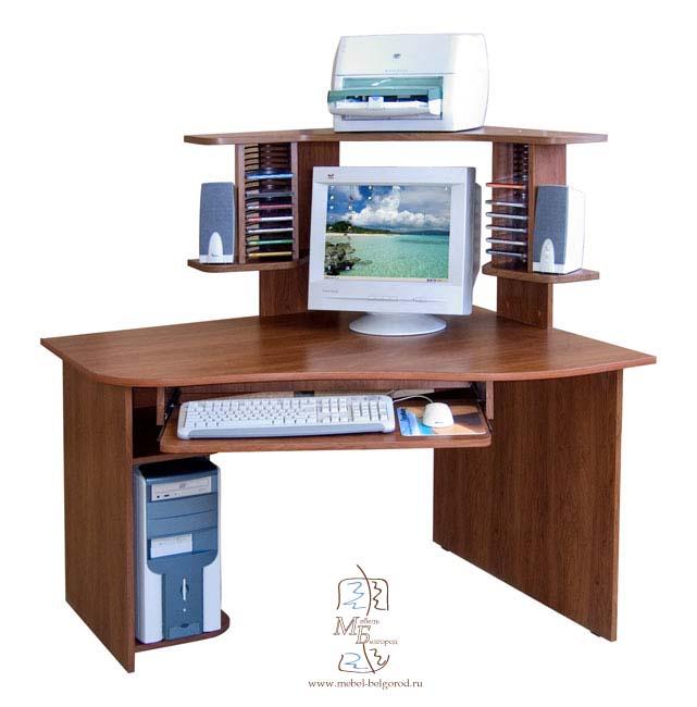 Компьютерные столы мебель лэнд.